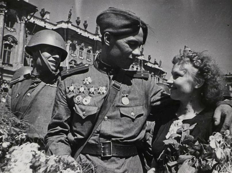 Картинки победители войны